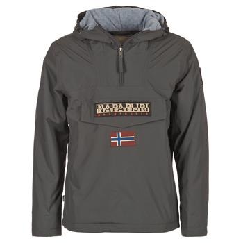 textil Herr Parkas Napapijri RAINFOREST Grå