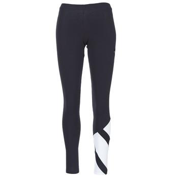 textil Dam Leggings adidas Originals EQT LEGGINGS Svart / Vit