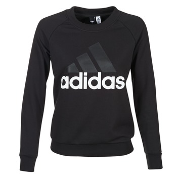 textil Dam Sweatshirts adidas Originals ZSS LIN SWEAT Svart