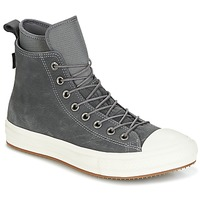 Skor Herr Höga sneakers Converse CHUCK TAYLOR WP BOOT NUBUCK HI MASON/EGRET/GUM Grå