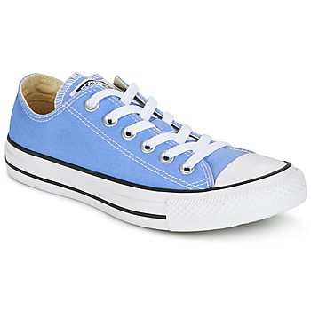 Skor Sneakers Converse CHUCK TAYLOR ALL STAR SEASONAL COLOR OX PIONEER BLUE Blå