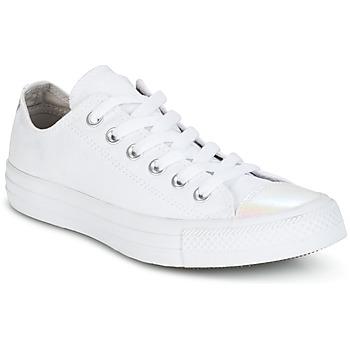 Skor Dam Sneakers Converse CHUCK TAYLOR ALL STAR Vit / Pärlemor