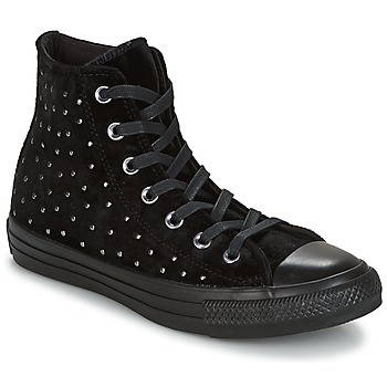 Skor Dam Höga sneakers Converse CHUCK TAYLOR ALL STAR HI Svart