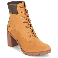 Skor Dam Stövletter Timberland ALLINGTON 6IN LACE UP Brun