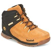 Skor Herr Boots Timberland EURO SPRINT Brun