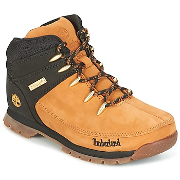 Skor Barn Boots Timberland EURO SPRINT Brun