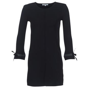 textil Dam Korta klänningar Morgan RPAULI Svart