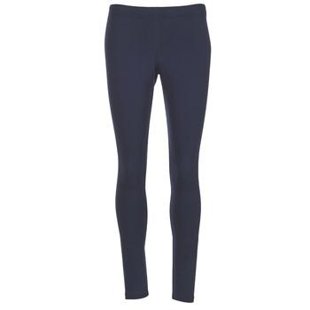 textil Dam Leggings Nike LEG A SEE LOGO Blå