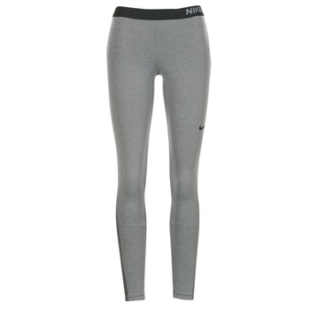 textil Dam Leggings Nike NIKE PRO TIGHT Grå / Svart