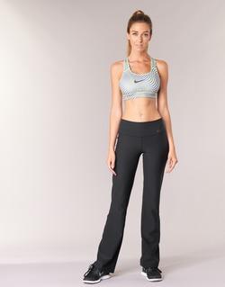 textil Dam Joggingbyxor Nike POWER LEGEND PANT Svart / Grå
