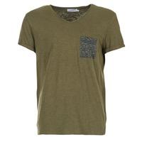 textil Herr T-shirts Eleven Paris ABICO Kaki