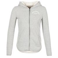 textil Dam Sweatshirts Roxy SWEET FEELING Grå