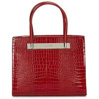 Väskor Dam Handväskor med kort rem David Jones JALOM Röd