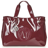 Väskor Dam Handväskor med kort rem Armani jeans GANSION Bordeaux