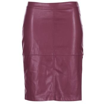 textil Dam kjolar Vila VIPEN Bordeaux