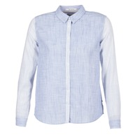 textil Dam Skjortor / Blusar Pepe jeans CRIS Blå