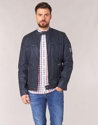 textil Herr Vindjackor Pepe jeans RACER Marin