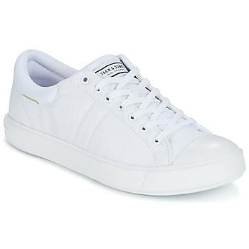 Skor Herr Sneakers Jack & Jones MERVIN Vit
