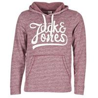 textil Herr Sweatshirts Jack & Jones PANTHER ORIGINALS Bordeaux