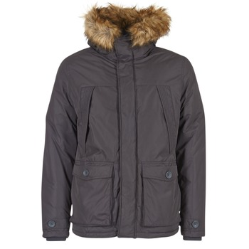 textil Herr Parkas Jack & Jones MOUNTAIN ORIGINALS Grå