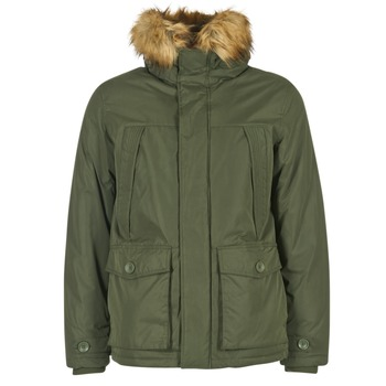 textil Herr Parkas Jack & Jones MOUNTAIN ORIGINALS Kaki