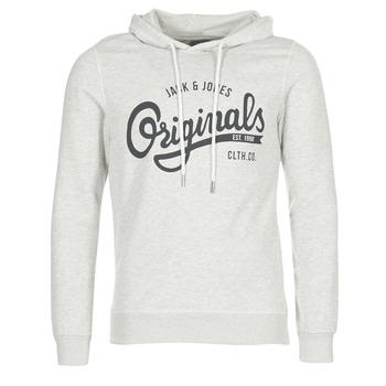 textil Herr Sweatshirts Jack & Jones HAWL ORIGINALS Benvit