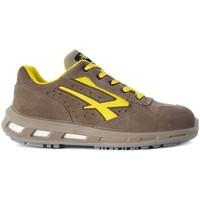 Skor Herr Sneakers U Power ADVENTURE Nero