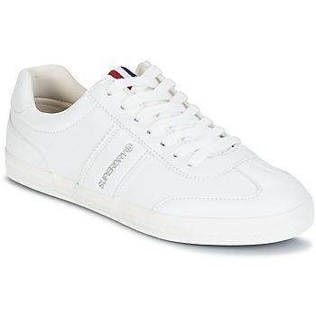 Skor Dam Sneakers Superdry COURT CLASSIC SLEEK TRAINER Vit