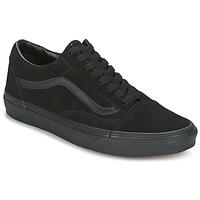 Skor Sneakers Vans UA Old Skool (mocka) / Svart / Svart / Svart