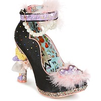 Skor Dam Pumps Irregular Choice ALL ABOUT MOI Svart