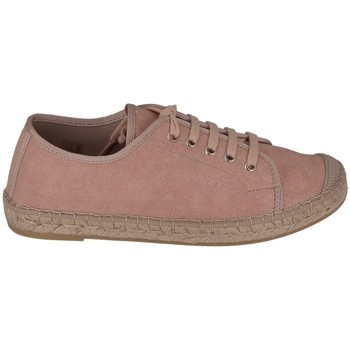 Skor Dam Sneakers La Maison De L'espadrille Sneakers 1047 Multi Flerfärgad