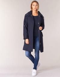 textil Dam Trenchcoats Armani jeans MERCHA Marin