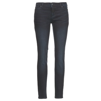 textil Dam Stuprörsjeans Armani jeans BOBE Blå