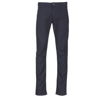 textil Herr 5-ficksbyxor Armani jeans GOURNA Blå