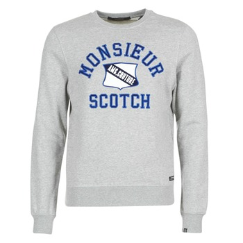 textil Herr Sweatshirts Scotch & Soda JARISCO Grå