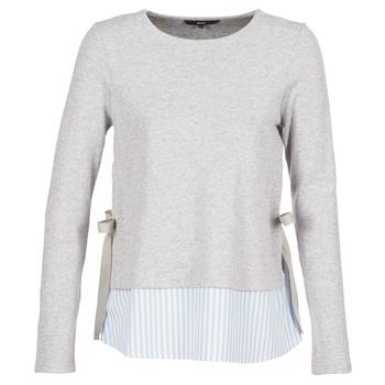 textil Dam Sweatshirts Vero Moda KIAM Grå