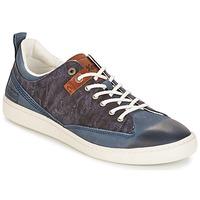 Skor Herr Sneakers Kickers SANTA FE Blå
