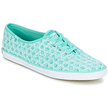 Skor Dam Sneakers Keds CH EYELET Aqua