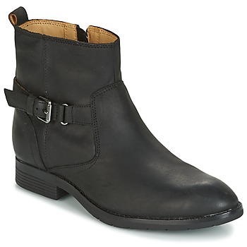 Skor Dam Boots Sebago NASHOBA LOW BOOT WP Svart