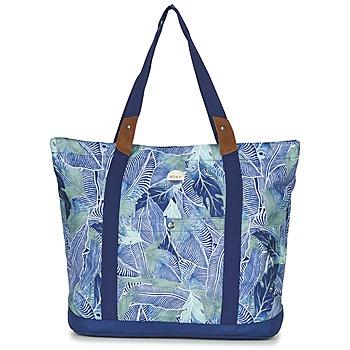 Väskor Dam Shoppingväskor Roxy OTHER SIDE Blå