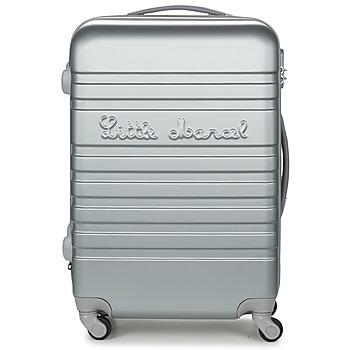 Väskor Hårda resväskor Little Marcel BLOC Silver