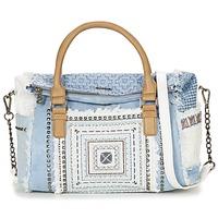Väskor Dam Handväskor med kort rem Desigual LOVERTY WHITNEY Blå