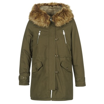 textil Dam Parkas Betty London HARI Kaki