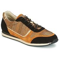Skor Dam Sneakers Bocage LAURETTE Svart / Okrafärgad