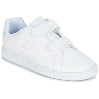 Skor Barn Sneakers Nike COURT ROYALE CADET Vit