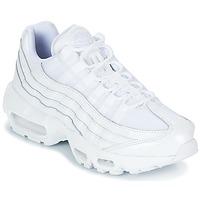 Skor Dam Sneakers Nike AIR MAX 95 W Vit