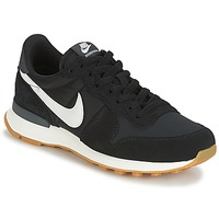 Skor Dam Sneakers Nike INTERNATIONALIST W Svart / Vit