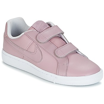 Skor Flick Sneakers Nike COURT ROYALE CADET Rosa
