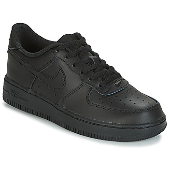 Skor Barn Sneakers Nike AIR FORCE 1 CADET Svart