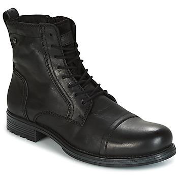 Skor Herr Boots Jack & Jones RISSOL Svart